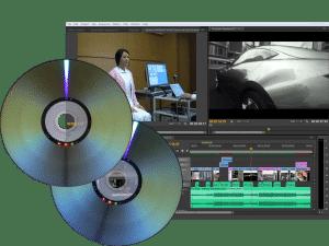 Authoring & numérisation CD/DVD