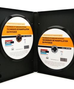 Boitier DVD double