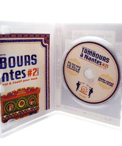 Boitier DVD transparent