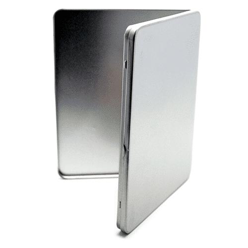 Boitier metallique rectangulaire