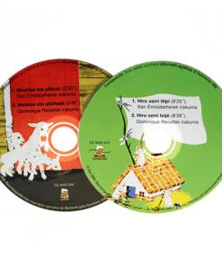 Pressage CD - à partir de 500 ex