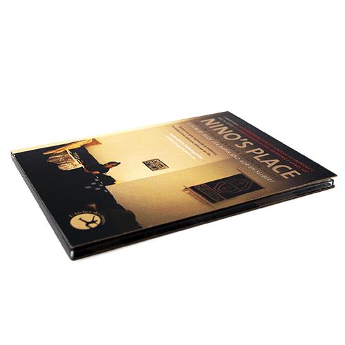 Digipack format DVD 2 volets 1 plateau
