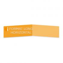 Format long horizontal