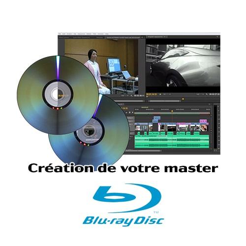 Authoring Blu-Ray