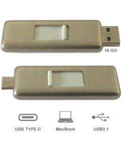 CLE USB OTG - UC020 - 16Go